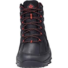 Columbia Peakfreak XRCSN II Mid Outdry Shoes Men Black/Supersonic